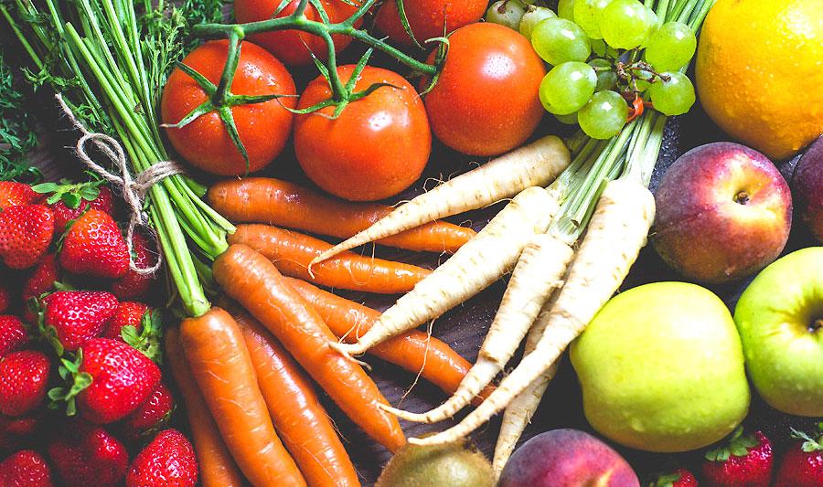 抗酸化作用のある食べ物で煌く美肌