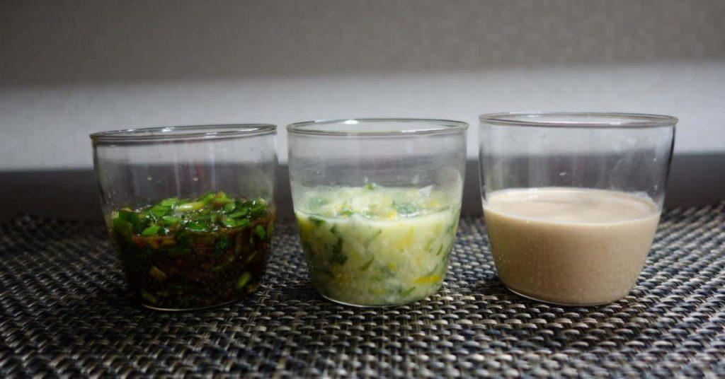 梅雨バテ予防 作り置き調味料