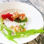 海老の美容食レシピ