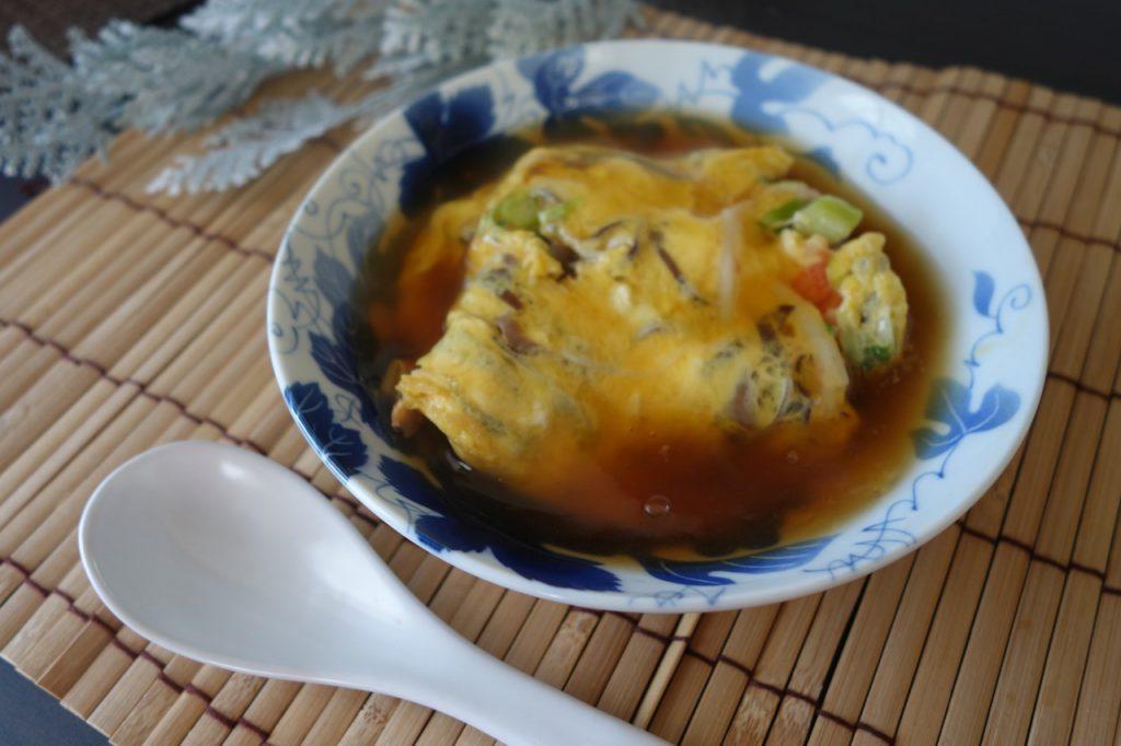 天津飯レシピ