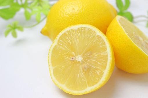 美肌をつくるレモン