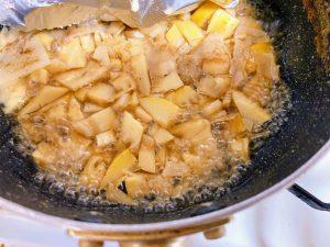 筍の煮物レシピ