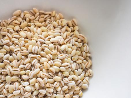 押し麦 β-グルカン