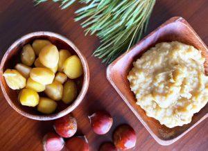 栗の甘露煮&ペースト
